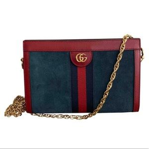 NWT Gucci Ophidia Small Shoulder Bag $1980